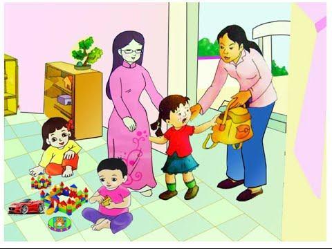 Bài Thơ Bé Đi Nhà Trẻ – Bài Ca Đi Học Đầy Ngộ Nghĩnh