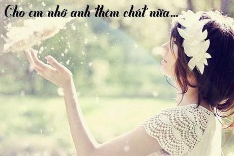 Thơ tình duyên dang dở viết bằng nước mắt của kẻ si tình