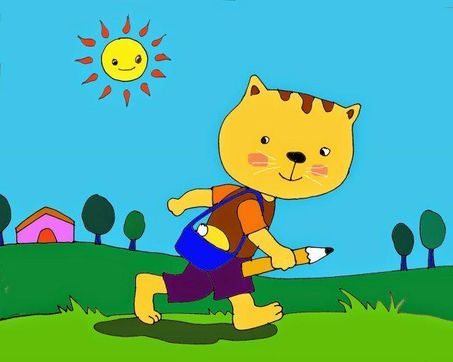 Mèo Con Đi Học Chẳng Mang Thứ Gì – Câu thơ ấn tượng của nhà thơ Phan Thị Vàng Anh