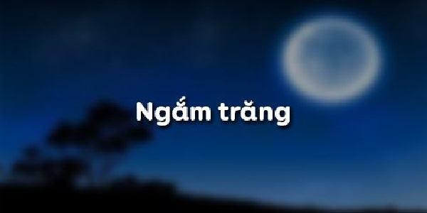 Ngắm Trăng ( Vọng Nguyệt) Hồ Chí Minh – Phân tích hình tượng chiến sĩ và thi sĩ trong thơ