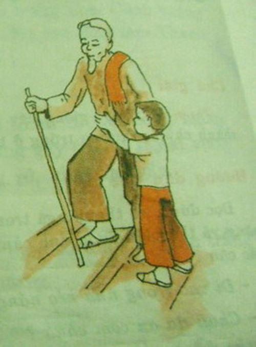 Thương Ông (Tú Mỡ) – Thể hiện tình thân gắn kết
