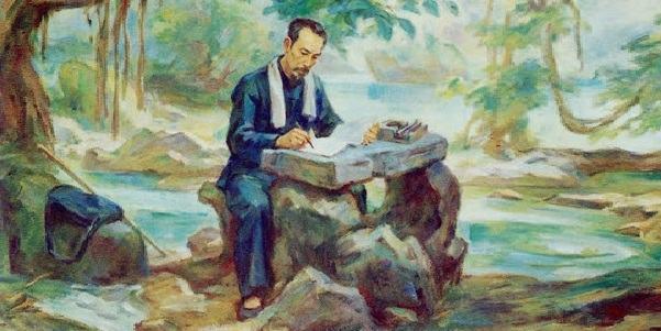 Tức Cảnh Pác Bó (Hồ Chí Minh) – Tinh thần của người chiến sĩ cách mạng